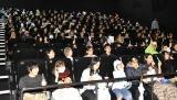 観客から「かわいい〜」の嵐が巻き起こった『映画 すみっコぐらし とびだす絵本とひみつのコ』応援上映会の様子 (C)ORICON NewS inc.