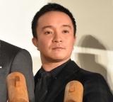 映画『決算!忠臣蔵』の初日舞台あいさつに登壇した濱田岳 (C)ORICON NewS inc.