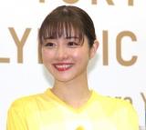 『東京2020パラリンピック』聖火リレーについての記者発表会に出席した石原さとみ (C)ORICON NewS inc.