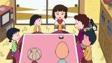 『ちびまる子ちゃん』12月15日放送分場面カット(C)さくらプロダクション/日本アニメーション