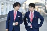 おっさんたちの四角関係に波乱の予感!?(C)テレビ朝日