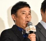 映画『決算!忠臣蔵』の初日舞台あいさつに登壇した岡村隆史 (C)ORICON NewS inc.