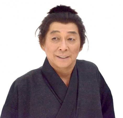 舞台『七転抜刀!戸塚宿』に出演する明石家さんま(C)ORICON NewS inc.
