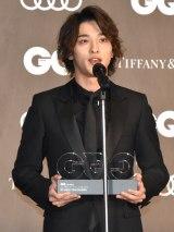 『GQ MEN OF THE YEAR 2019』で『ニュージェネレーション・アクター・オブ・ザ・イヤー』を受賞した横浜流星(C)ORICON NewS inc.