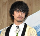 3年越しの公開となったことに感慨もひとしおだった斎藤工=映画『MANRIKI』の公開直前イベント (C)ORICON NewS inc.