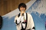 映画『MANRIKI』の公開直前イベントに登壇した斎藤工