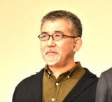 映画『影踏み』大ヒット御礼舞台あいさつに登壇した篠原哲雄監督 (C)ORICON NewS inc.