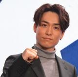 『EXPG高等学院』開校会見に出席したTETSUYA(C)ORICON NewS inc.