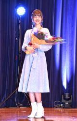 読者参加型アイドル発掘プロジェクト『ミスiD 2020』グランプリに輝いたモデルの嵐莉菜 (C)ORICON NewS inc.