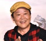 映画『ジュマンジ/ネクスト・レベル』の公開記念イベントに出席した上島竜兵 (C)ORICON NewS inc.