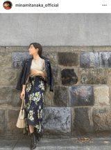 「午前中から宝島社で写真集のお打ち合わせ」時の私服ショット(写真はインスタグラムより)