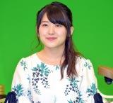 尾崎里紗アナ (C)ORICON NewS inc.