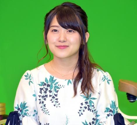 サムネイル 尾崎里紗アナ (C)ORICON NewS inc.