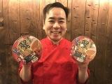 「濃厚蟹だし味噌らぁ麺」を発売するHEY!たくちゃん