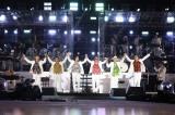 ATSUSHI(右から3人目)のソロ沖縄ライブにEXILE第二章メンバーがゲスト出演