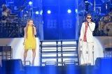 ATSUSHI&倖田來未が13年ぶり共演で「WON'T BE LONG -2019-」を披露