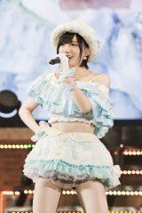 『太田夢莉 卒業コンサート 〜I wanna keep loving』より(C)NMB48