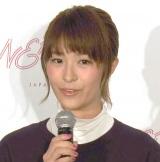 プレス内覧会に出席した観月あこ (C)ORICON NewS inc.