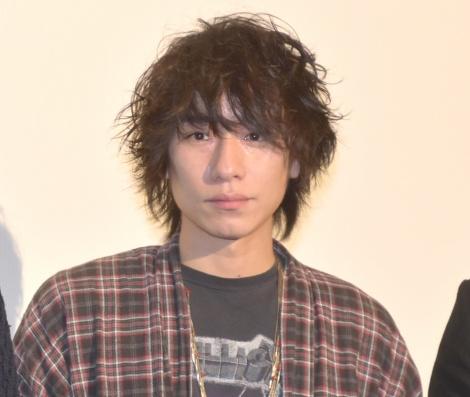 映画『歩けない僕らは』のトークショーに参加した落合モトキ (C)ORICON NewS inc.