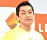 『LIXIL 東京 2020 パラリンピック聖火ランナー募集』記者発表会に出席した長島理選手 (C)ORICON NewS inc.