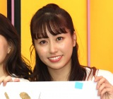 『第3回 ももいろ歌合戦』記者会見に登場した佐々木彩夏 (C)ORICON NewS inc.