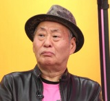 『第3回 ももいろ歌合戦』記者会見に登場した泉谷しげる (C)ORICON NewS inc.