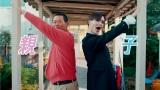 親子でCM初共演を果たす(左から)桑田真澄、Matt