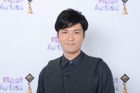 『Best Artist 2019』に出演した森山直太朗(C)日本テレビ