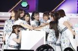 乃木坂46クイズ対決の3期生=『乃木坂46 3・4期生ライブ』より