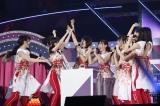 乃木坂46クイズ対決の4期生=『乃木坂46 3・4期生ライブ』より