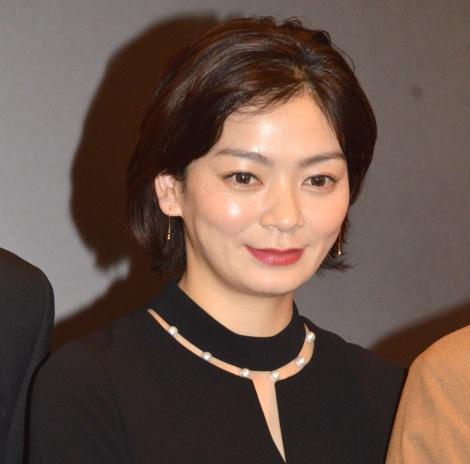 舞台『PARCO PRODUCE 2020「FORTUNE』製作発表会見に出席した田畑智子 (C)ORICON NewS inc.