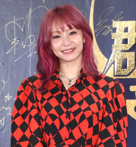 『WEIBO Account Festival in Japan 2019』のレッドカーペットに登場したLiSA (C)ORICON NewS inc.
