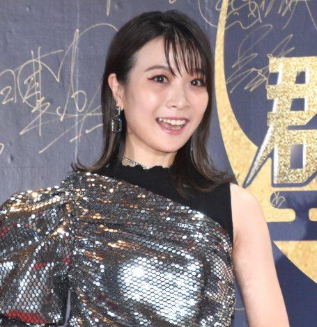 『WEIBO Account Festival in Japan 2019』のレッドカーペットに登場したMay'n (C)ORICON NewS inc.