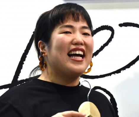 パレルブランド『DARE? SHOP in SHIBUYA TSUTAYA』発表会イベントに出席したゆりやんレトリィバァ (C)ORICON NewS inc.