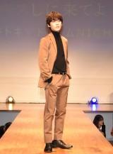 映画『午前0時、キスしに来てよ』の「ドキドキドリームNIGHTイベント」に出席した野田理人 (C)ORICON NewS inc.