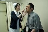 刑事と看護師! 土門と有雨子の出会いも描く(C)テレビ朝日