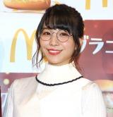 『グラコロ CMアニメ化試写会&商品発表会』に出席した愛美 (C)ORICON NewS inc.