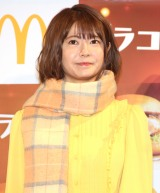 『グラコロ CMアニメ化試写会&商品発表会』に出席した竹達彩奈 (C)ORICON NewS inc.