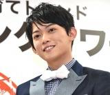 『第12回ペアレンティングアワード』の授賞式に出席した松丸亮吾 (C)ORICON NewS inc.