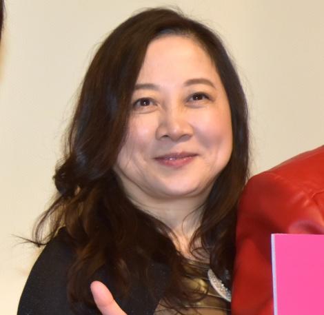 ドキュメンタリー映画『M/村西とおる狂熱の日々 完全版』の公開記念前夜祭舞台あいさつに参加した西原理恵子 (C)ORICON NewS inc.