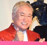 ドキュメンタリー映画『M/村西とおる狂熱の日々 完全版』の公開記念前夜祭舞台あいさつに参加した高須克弥 (C)ORICON NewS inc.