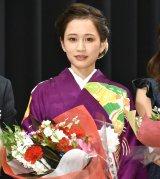 観客の自分語りにも笑顔で対応した前田敦子 (C)ORICON NewS inc.