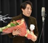 『第43回山路ふみ子映画賞』贈呈式に出席した石川慶監督 (C)ORICON NewS inc.