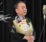 『第43回山路ふみ子映画賞』贈呈式に出席した赤松陽構造氏 (C)ORICON NewS inc.