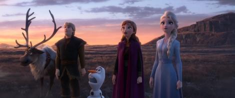 『アナと雪の女王2』から場面カット(C)2019 Disney. All Rights Reserved.