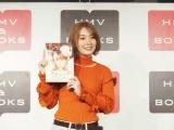 スタイルブック『高槻かなこ Style Book C.』発売記念イベントを行った高槻かなこ