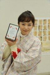 笑顔の写真も(C)テレビ朝日
