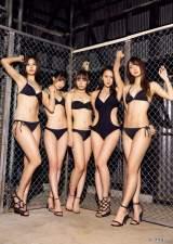 『週刊ヤングマガジン』第1号に登場したMGFエンジェルス2020(C)中山雅文 /ヤングマガジン