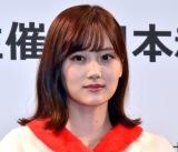 日本赤十字社のプロジェクト『みんなの献血』クリスマスPRイベントに出席した山下美月 (C)ORICON NewS inc.