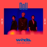 w-inds.42ndシングル「DoU」初回盤(CD+DVD)